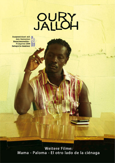 DVD Cover Oury Jalloh